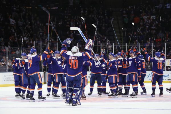 New York Islanders to play potential first-round series at Nassau Coliseum