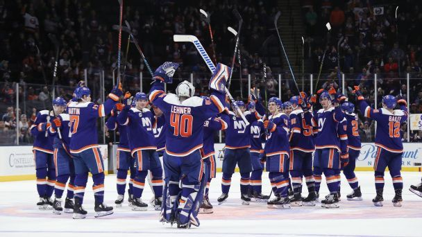 Where will the Islanders finish this season?