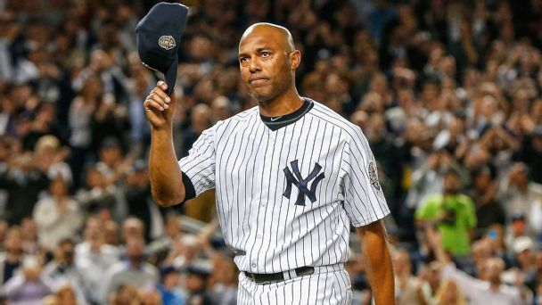 Mariano Rivera personified grace. Inside lurked a monster competitor