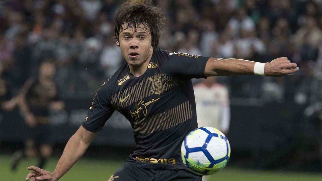 Atlético-MG busca contato com Romero, do Corinthians, em negociação sem envolver Luan