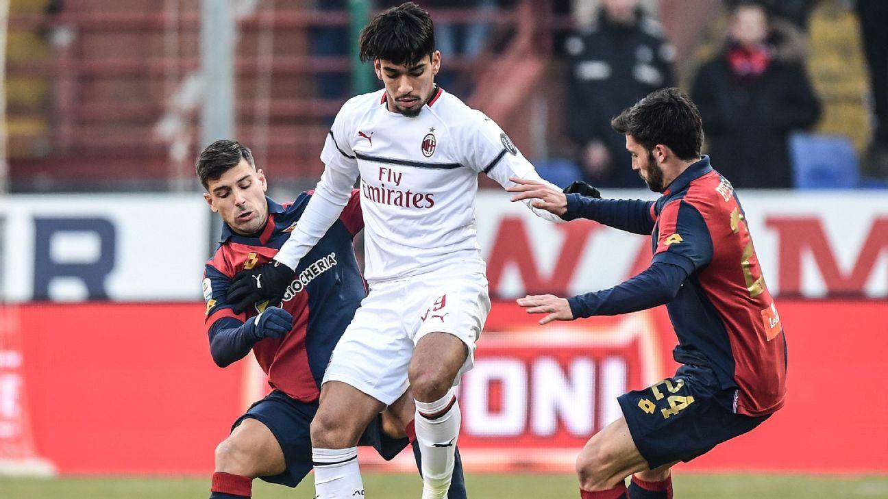 Un nuevo año perdido del AC Milan