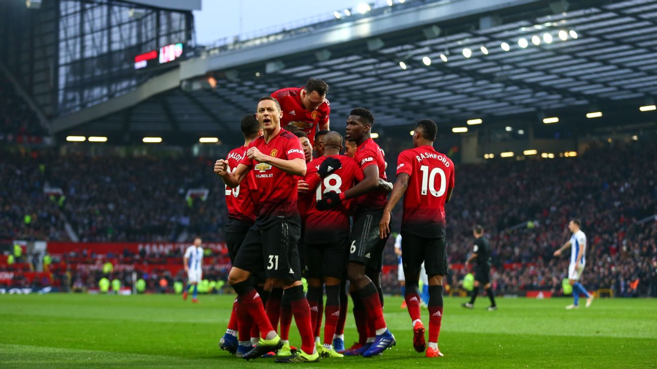 Man United's win streak can't distract fans from Liverpool, Man City successes