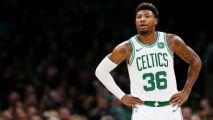 Marcus Smart es optimista sobre momento que viven los Celtics