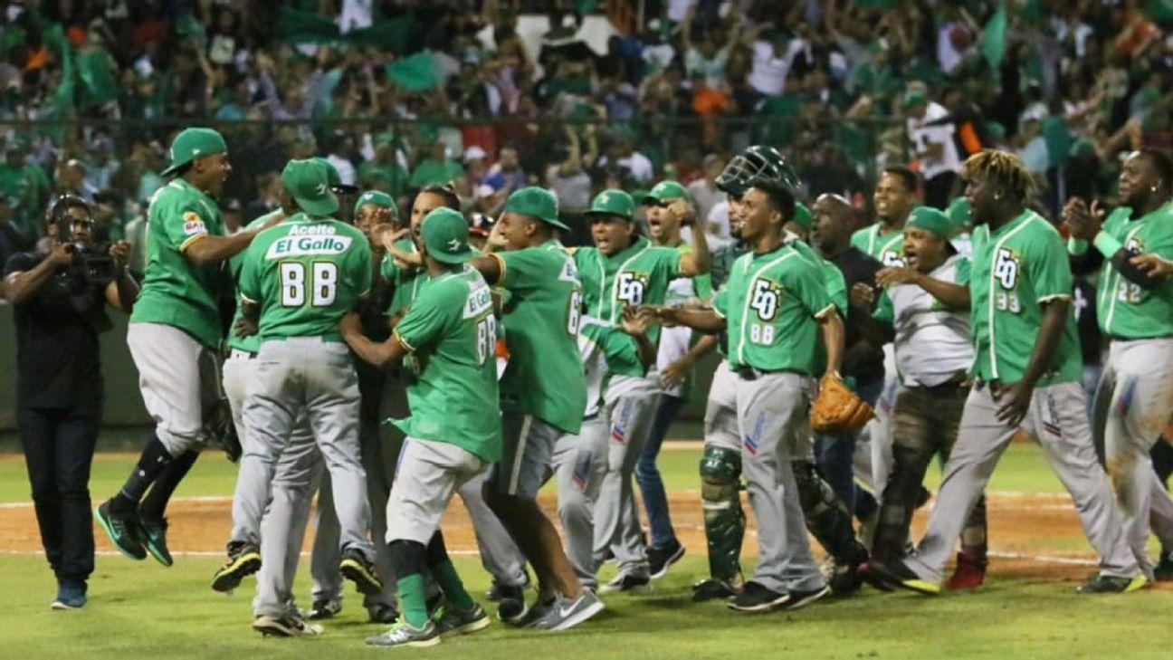 Estrellas conquista tercera victoria ante Toros en la Serie Final de LiDom
