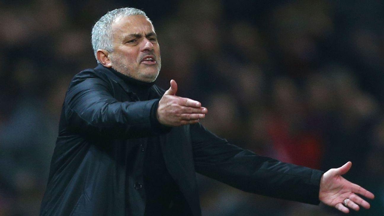 Mourinho mostró en el micrófono por qué perdió el trabajo