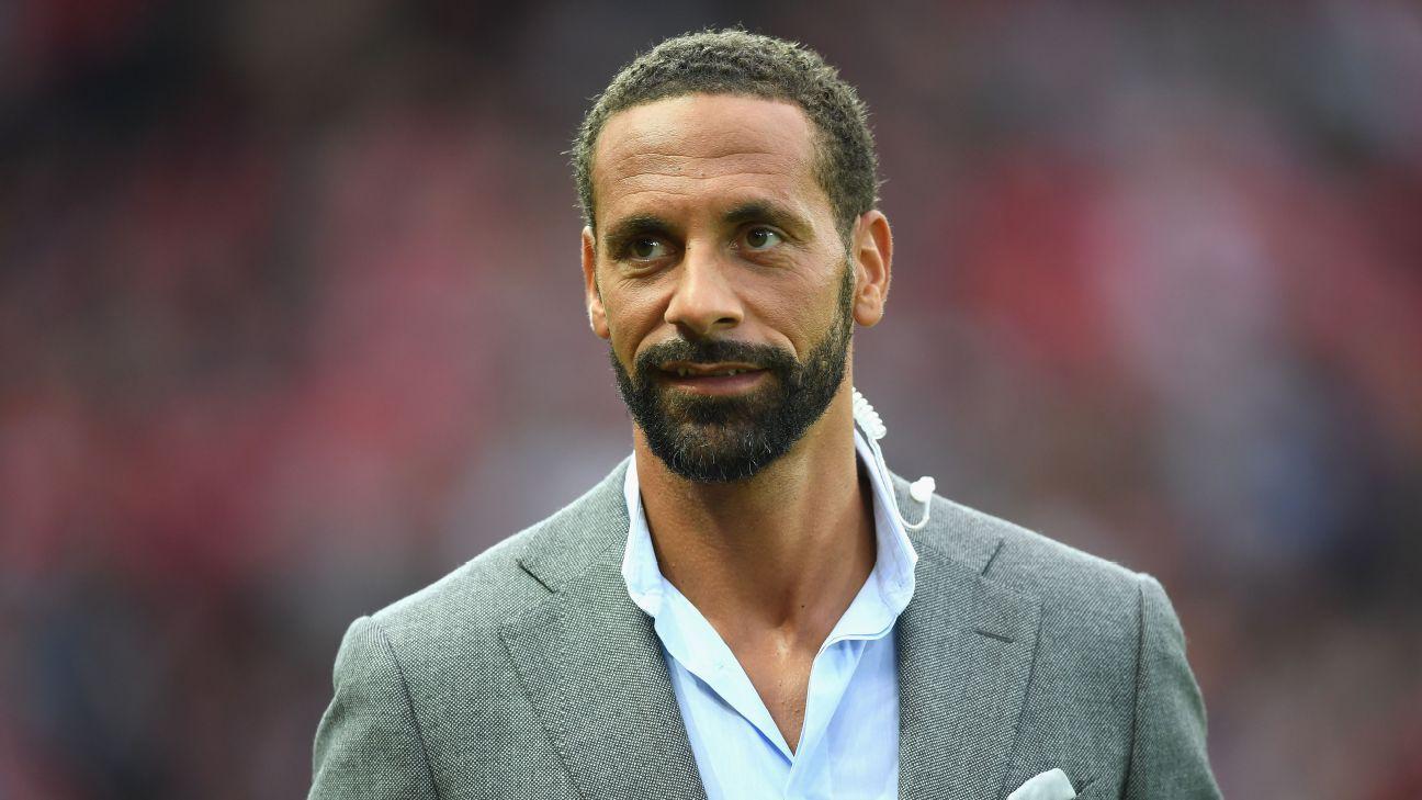 'Oito a dez copos de cerveja e vodka': Ferdinand revela problema com bebida e diz não lembrar de jogos do início de carreira