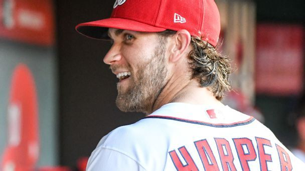 Bryce Harper to Rangers? Well, if Tony Romo says it's so ...