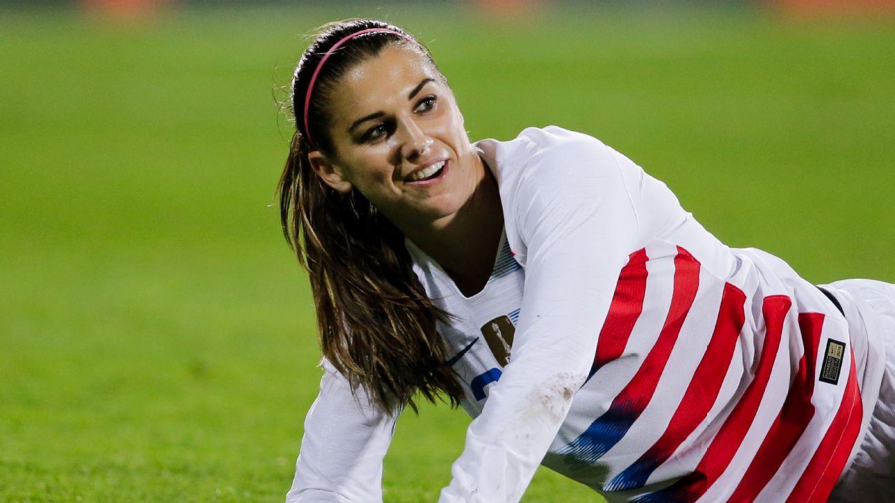 Alex Morgan: 10 fatos sobre a atacante da seleção americana que talvez você não saiba