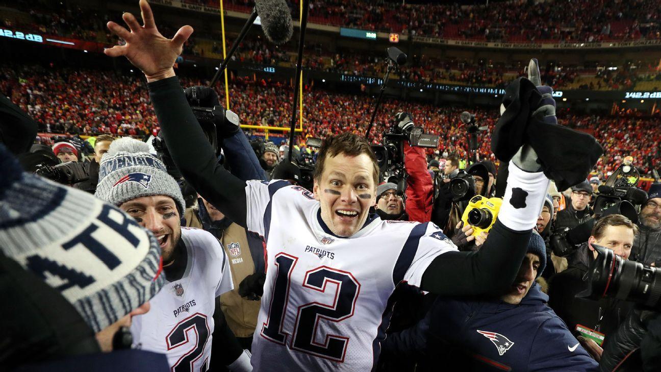 Tom Brady, Patriots e NFL relembram feito ocorrido há exatos 19 anos: o draft do quarterback