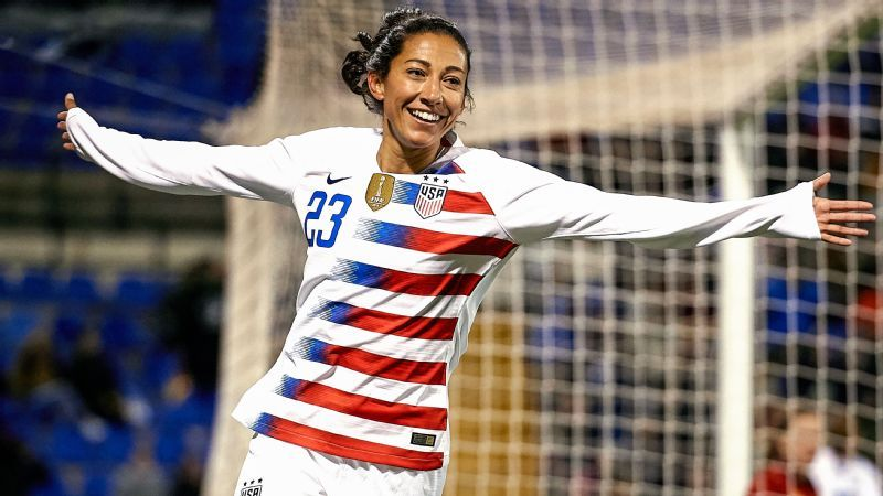 U.S. women's national team rebounds with 1-0 win over Spain
