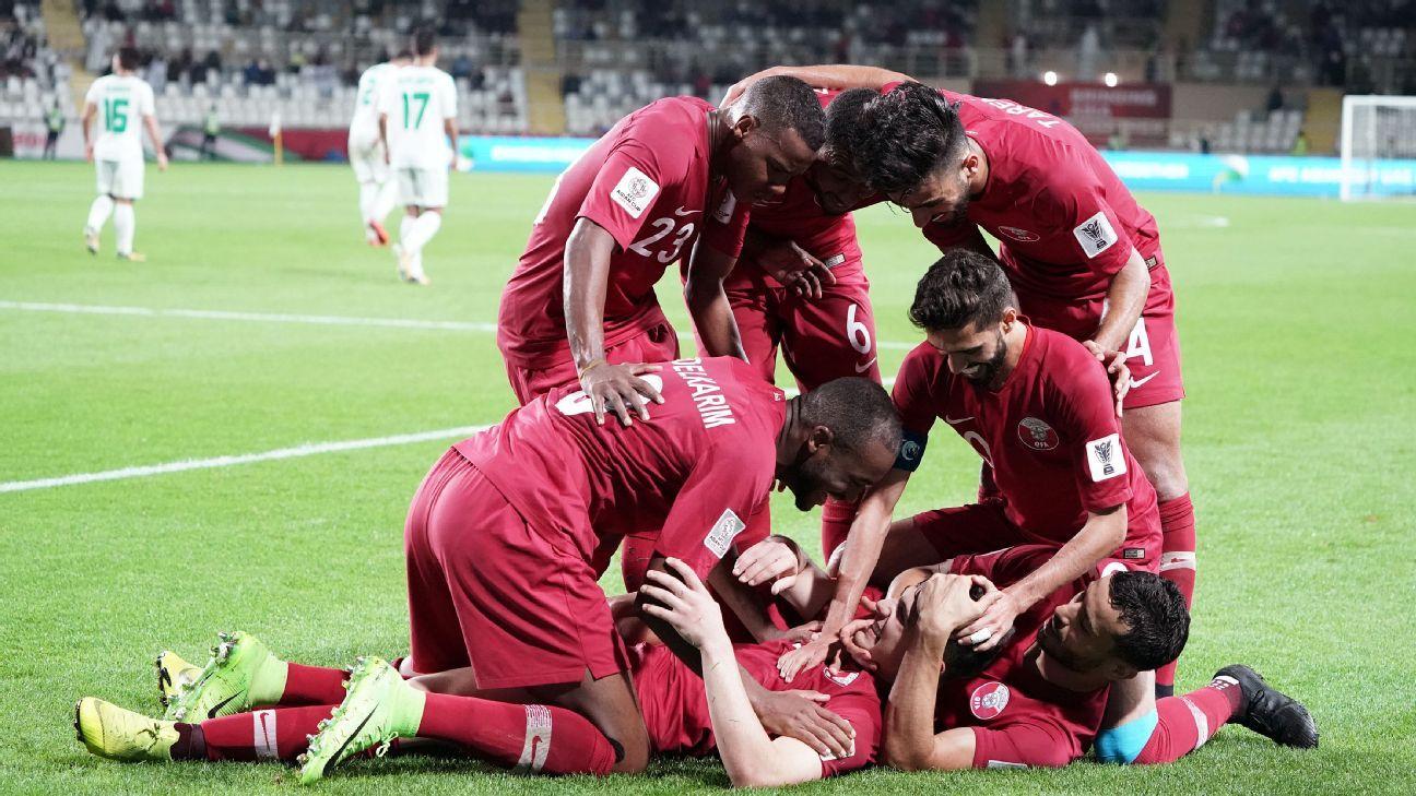 Corea del Sur y Qatar completan los cuartos de la Copa Asia