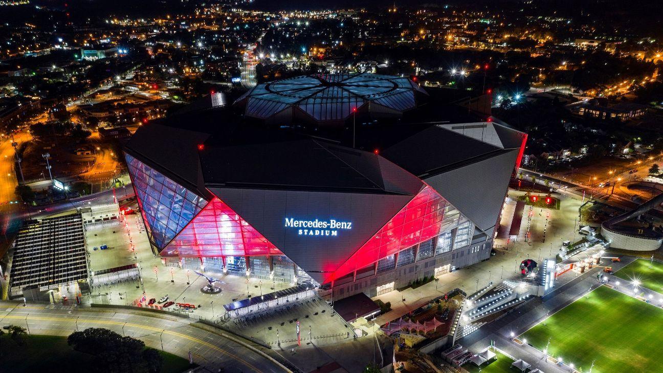La relación es clara entre los estadios nuevos y el Super Bowl