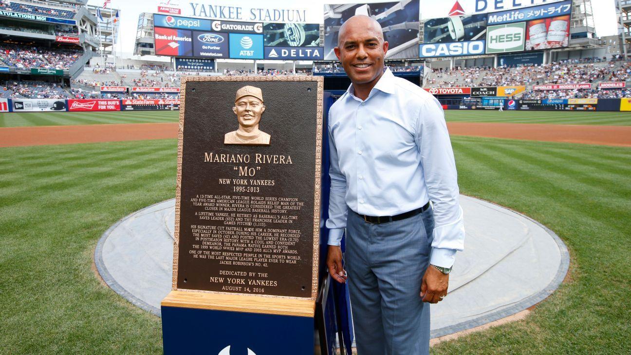 Mariano Rivera acepta con humildad su entrada perfecta a Cooperstown