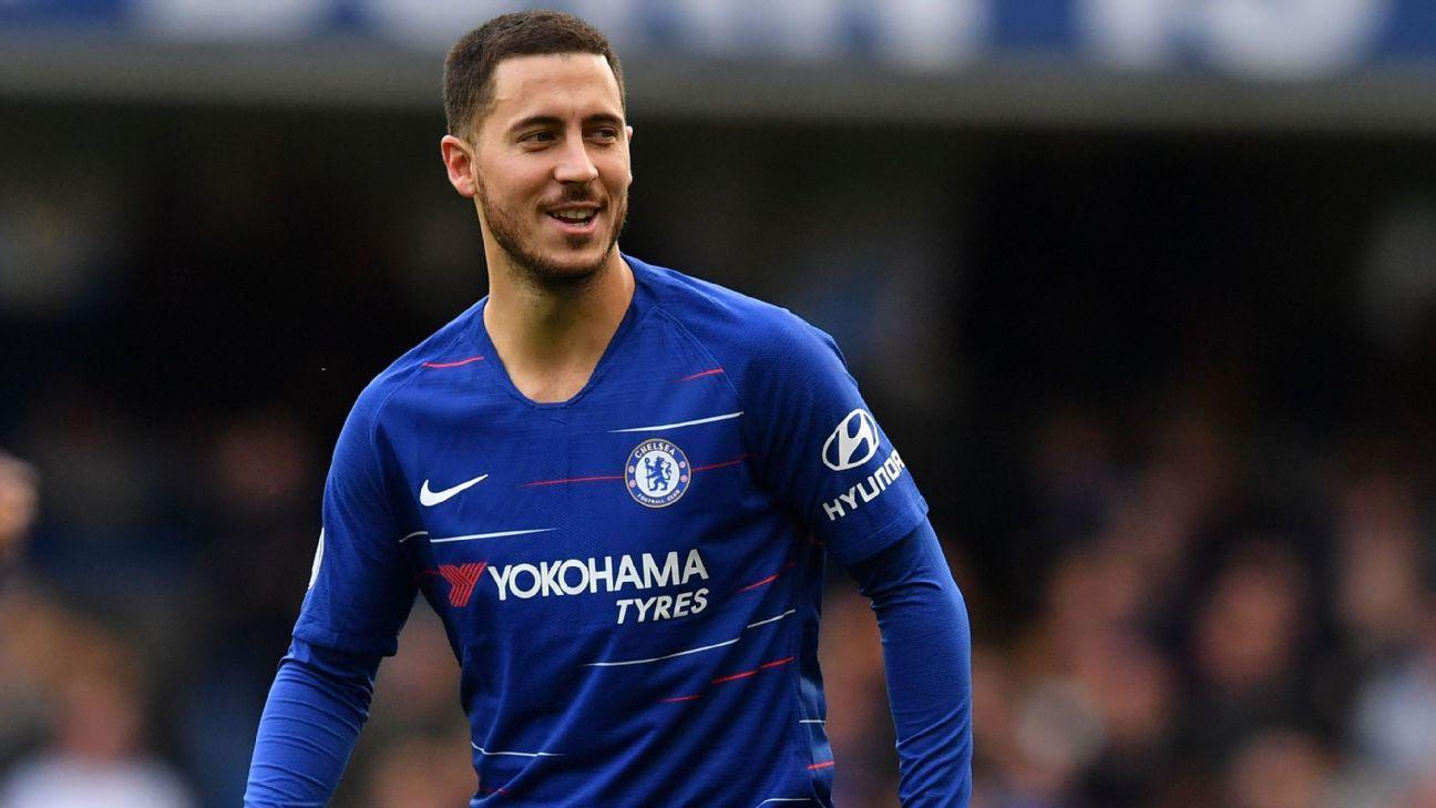 No Chelsea, Hazard diz: 'Frustrei todos meus treinadores e agora estou frustrando Sarri'