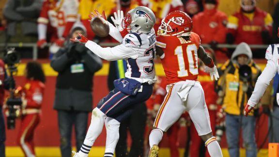 Patriots' D can limit top weapon, but balanced Rams present challenge
