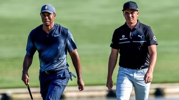 Tiger, Rickie, DJ and more tell their own 2019 golf success stories