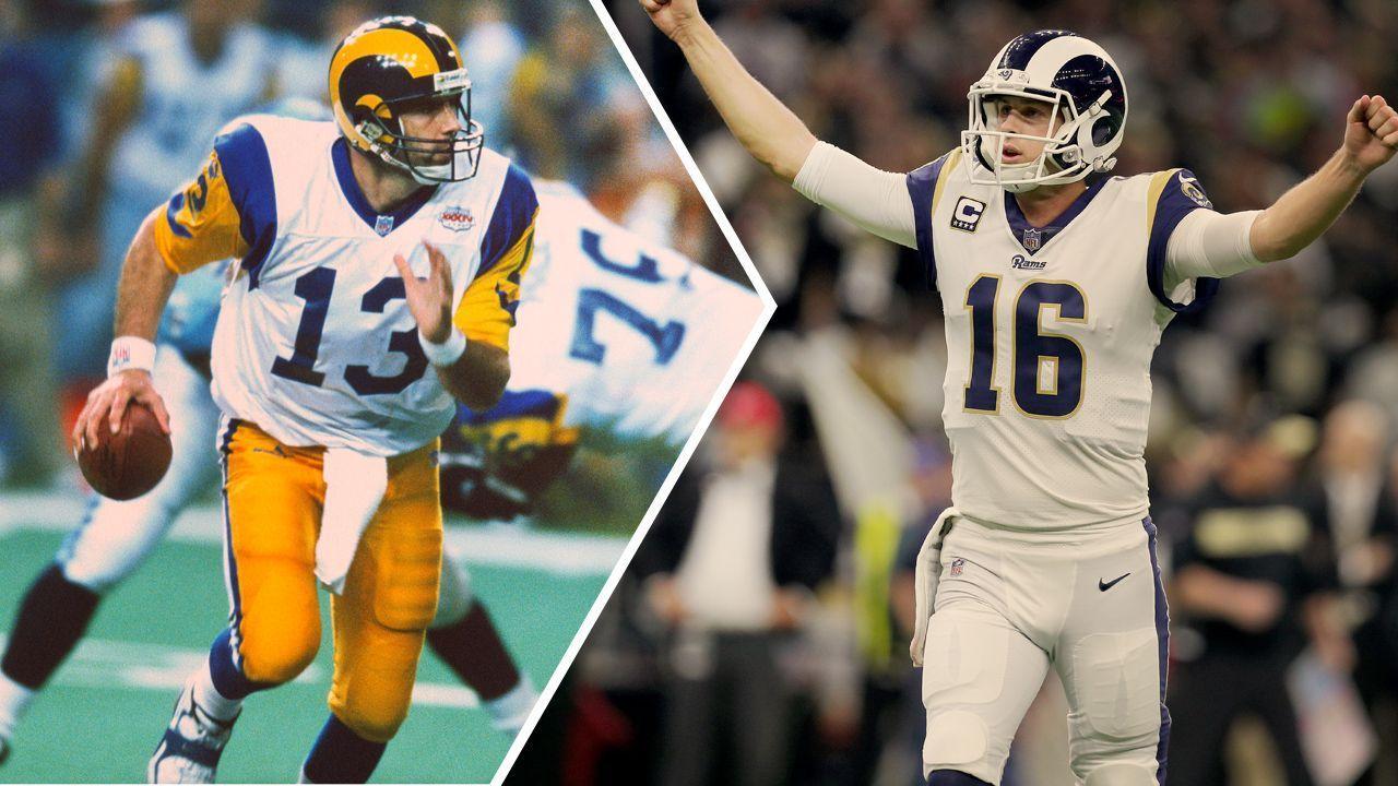 Los Angeles Rams vê campanha, desempenho e sede se repetirem em nova chegada ao Super Bowl