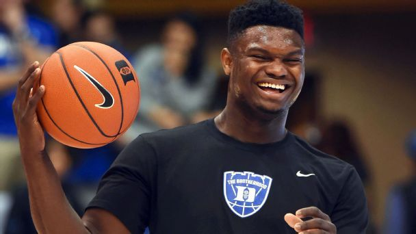 Wooden Watch: Zion Williamson worthy of all the hype