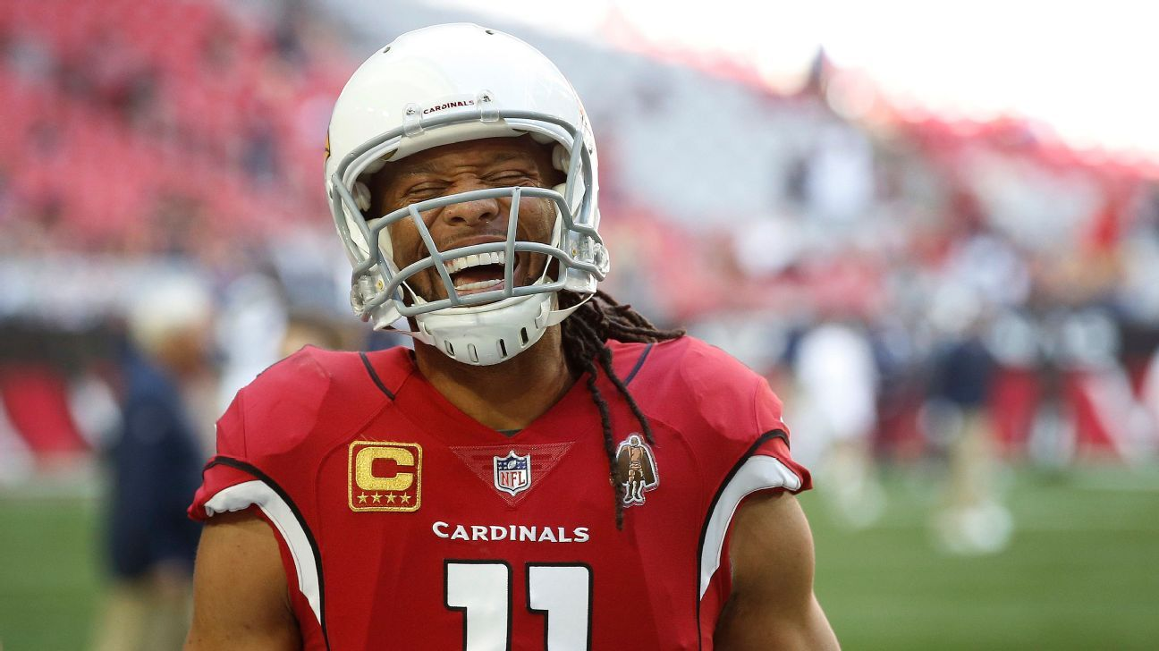 Larry Fitzgerald regresa por una temporada más a Arizona