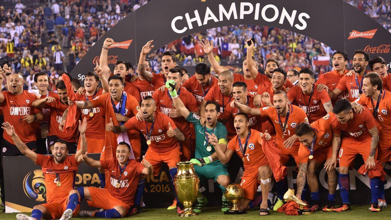 Conmebol y Concacaf negocian nueva Copa América