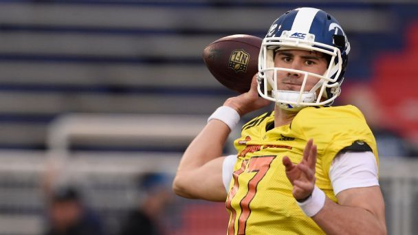 Best quarterbacks, NFL draft risers and more from Day 2 at Senior Bowl