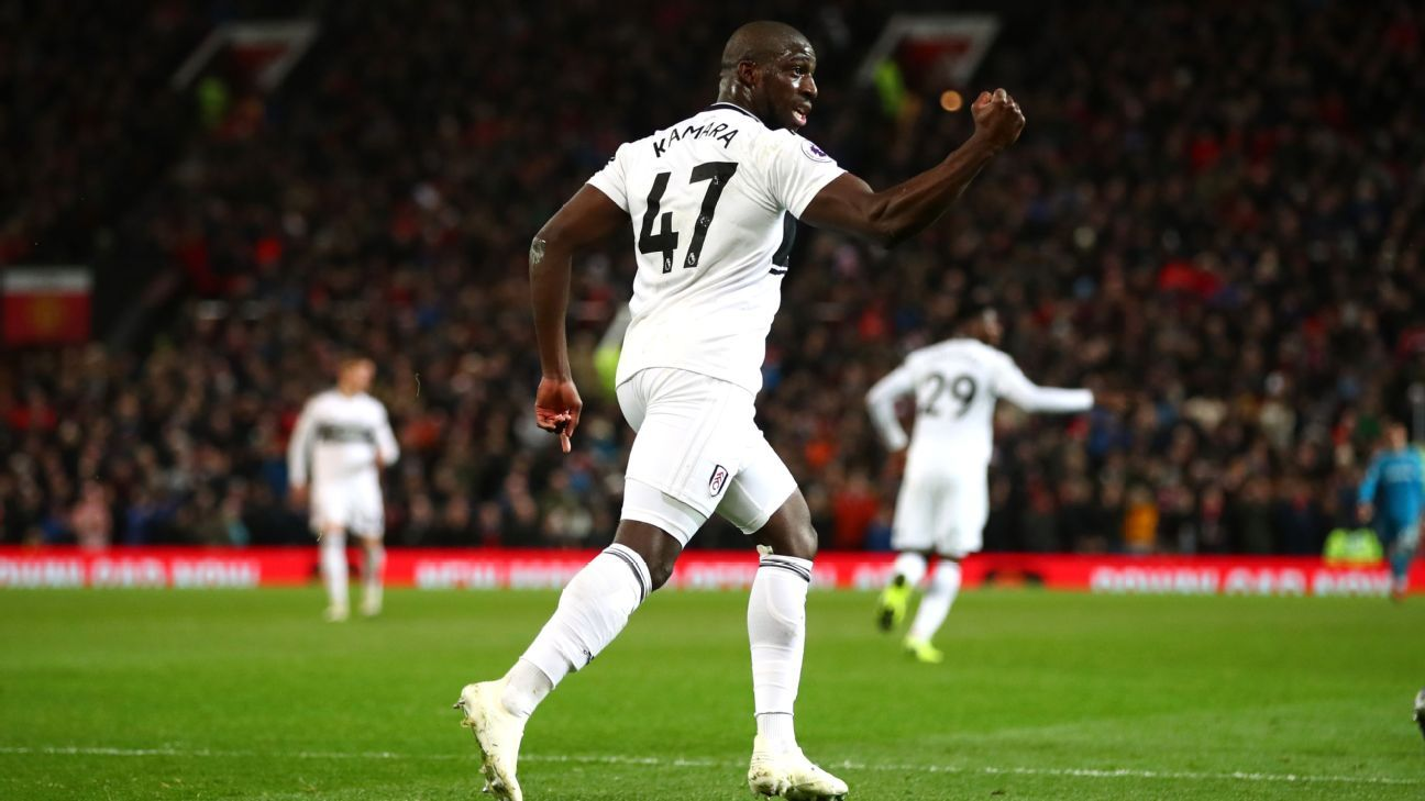 Jugador del Fulham es arrestado por incidente tras entrenamiento