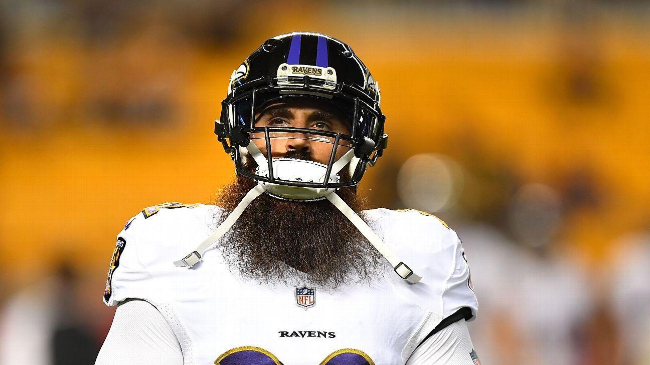Eric Weddle: Veremos dónde juego si los Ravens me cortan