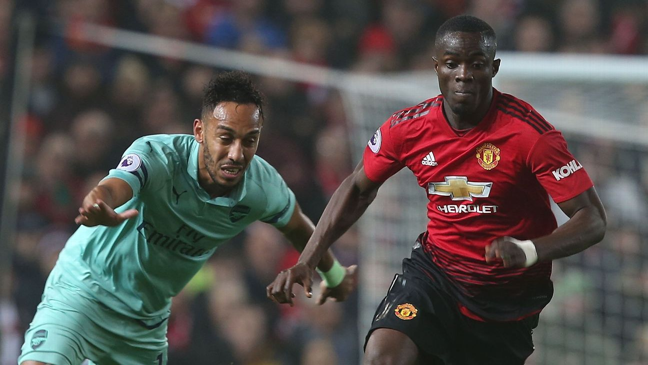 Man United's Solskjaer not surprised Arsenal want Eric Bailly