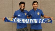 CK Vineeth and Halicharan Narzary join Chennaiyin FC on loan for the rest of the season