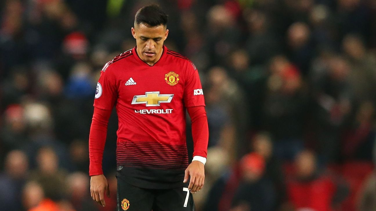 Alexis Sanchez has chance to kickstart Man United career vs. Arsenal -- and he must take it