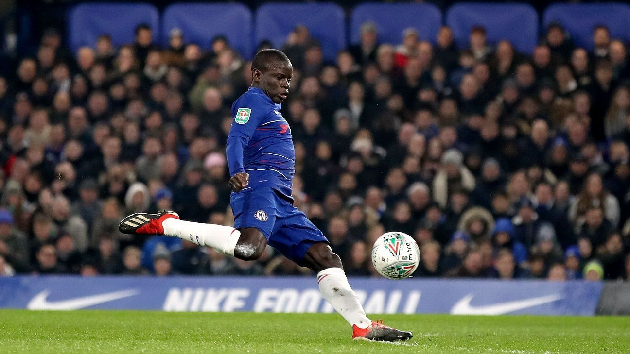 LIVE Transfer Talk: Paris Saint-Germain eye move for Chelsea's Kante