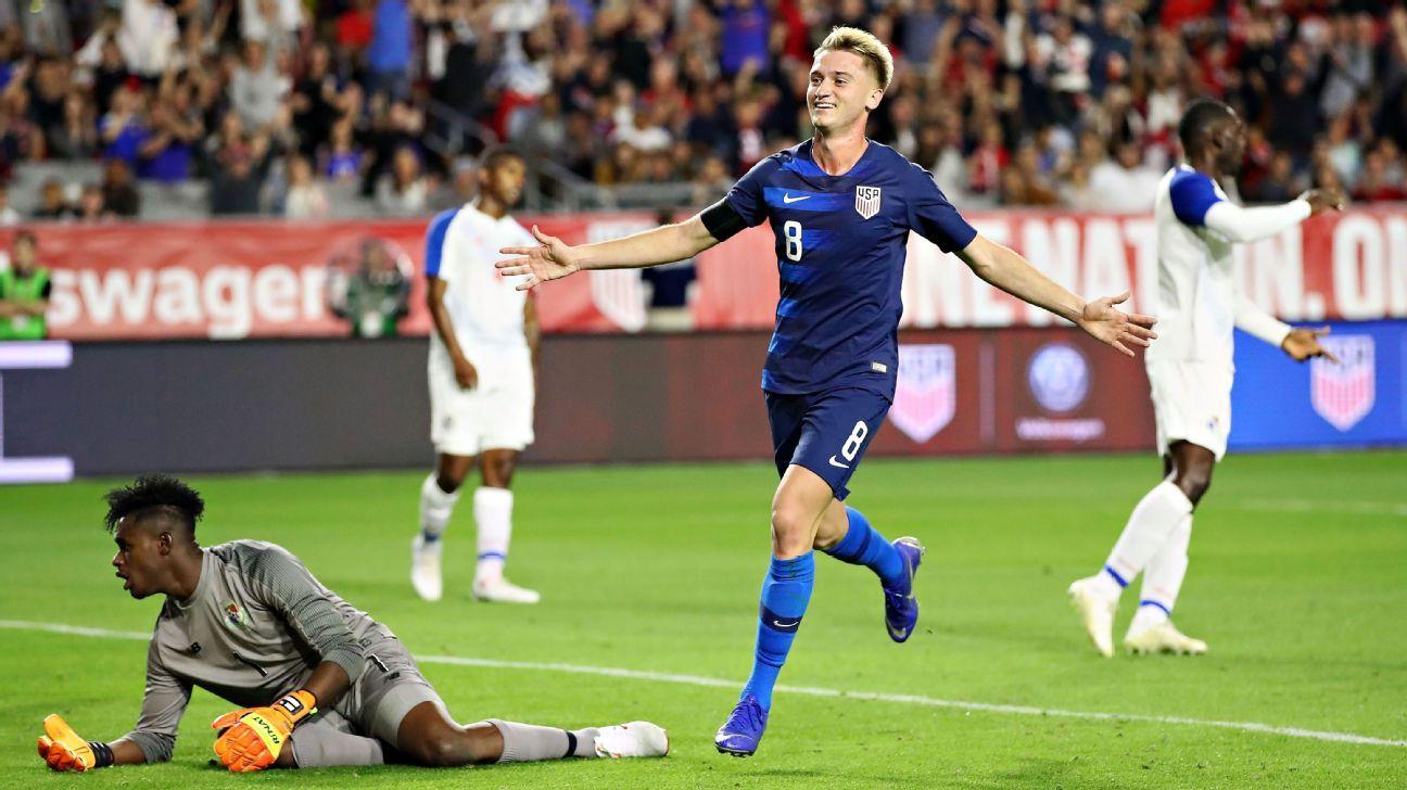U.S. beats Panama as Gregg Berhalter wins debut match as manager