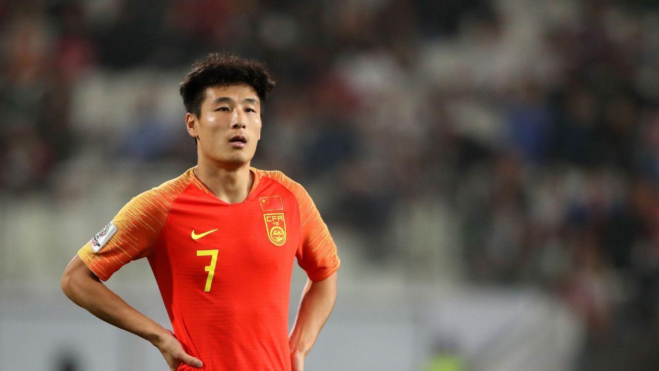Shangai SIPG coy on star scorer Wu Lei's links to La Liga side Espanyol