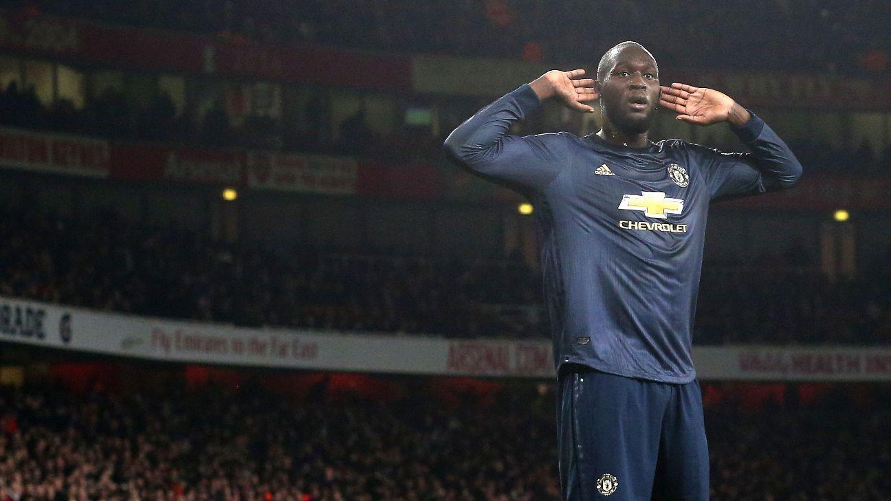 Transfer Talk: Manchester United's Romelu Lukaku in Inter Milan's sights