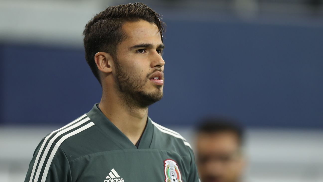 Fenerbahce loan Mexico international Diego Reyes to La Liga's Leganes