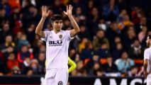Valencia in pole position for fourth with win over Alaves