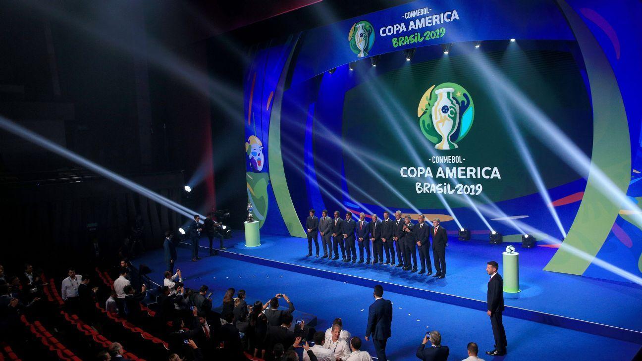 """Qatar y Japón, la """"amenaza fantasma"""" de la Copa América"""