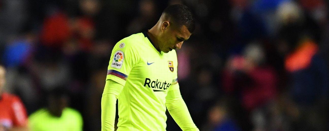 Murillo desaparece ante los ojos de Valverde