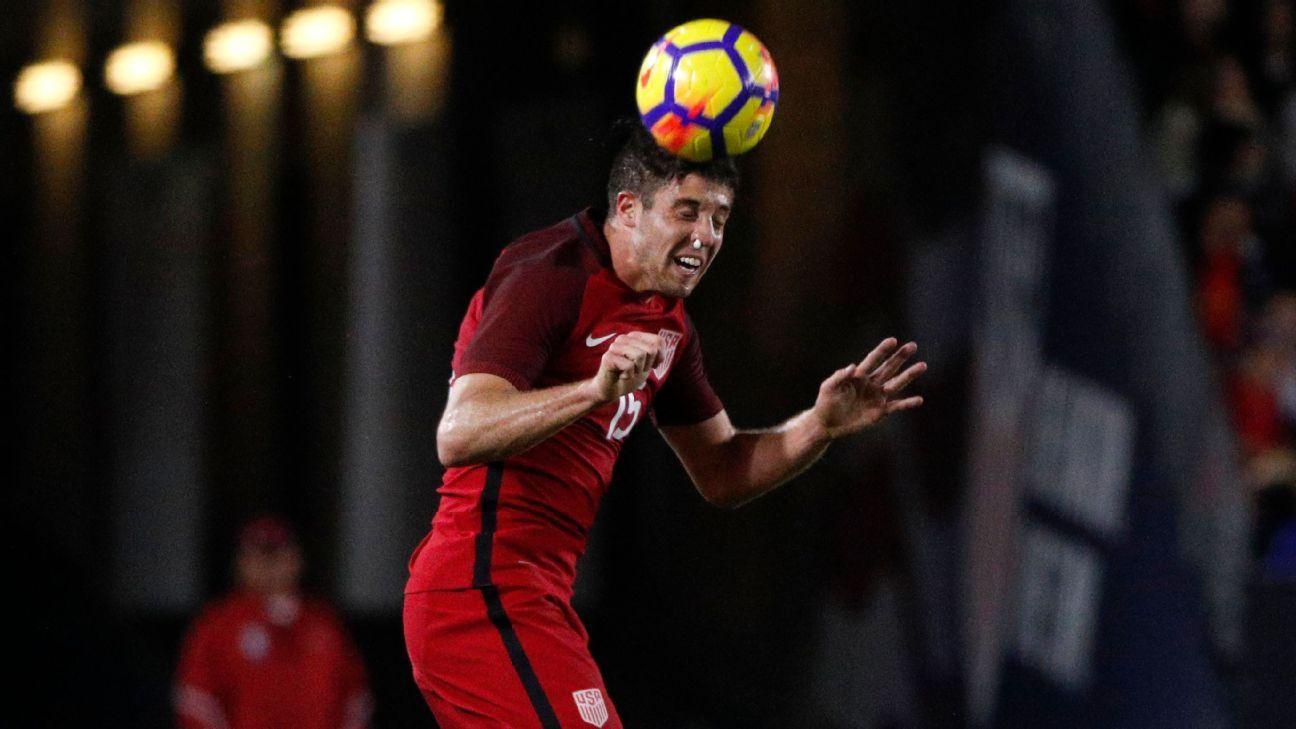 U.S. defender Matt Polster joins Steven Gerrard's Rangers from Chicago Fire