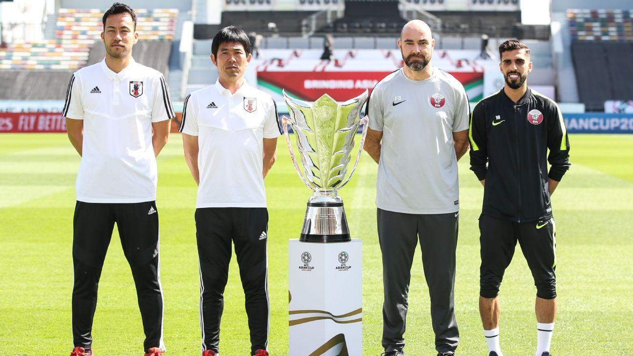 Qatar y Japón juegan la final de la Copa Asia