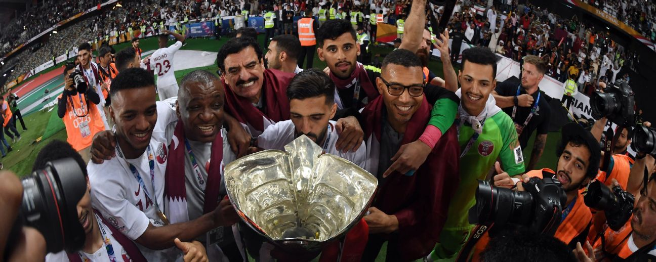 Ránking FIFA: gran ascenso de Qatar, Bélgica sigue al frente