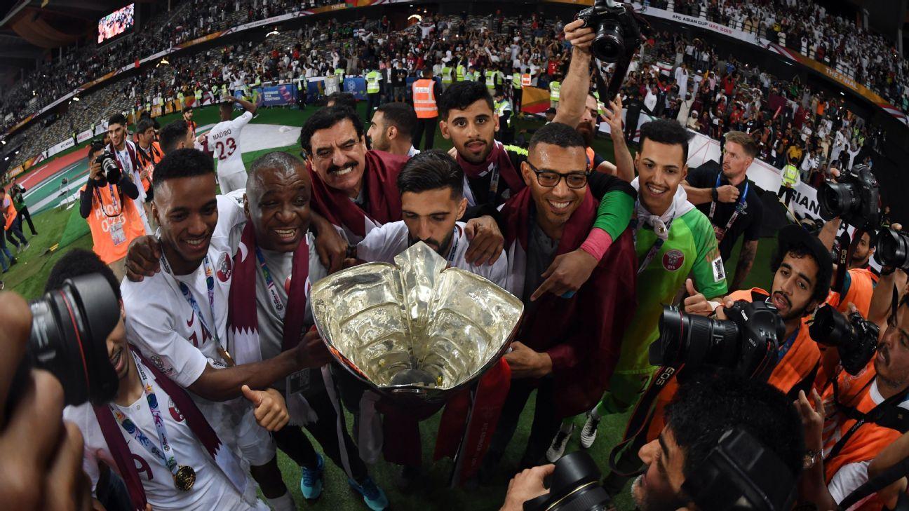 Qatar hizo historia al quedarse con la Copa de Asia