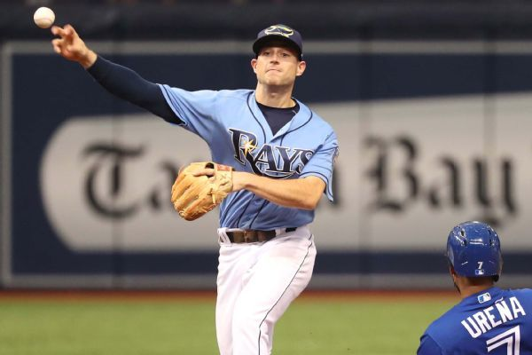 Source: Rays give utility man Lowe 6-year deal