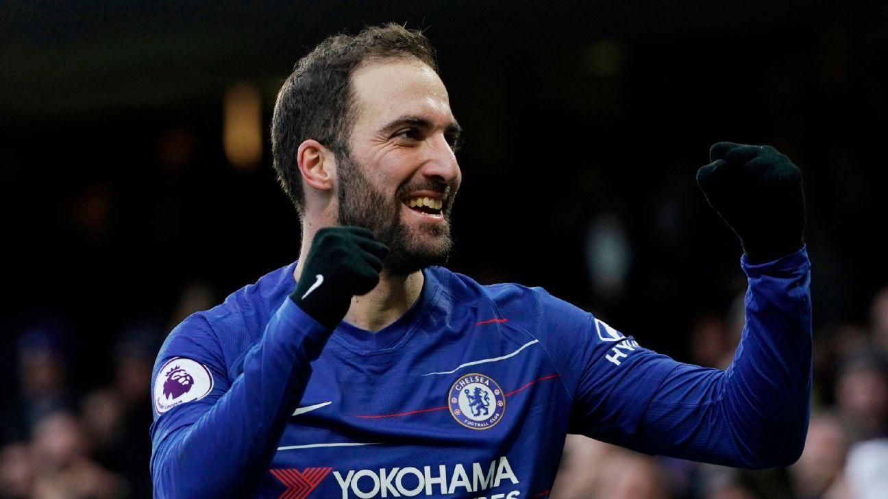Chelsea cree que conseguiría a Higuaín por menos de €36m