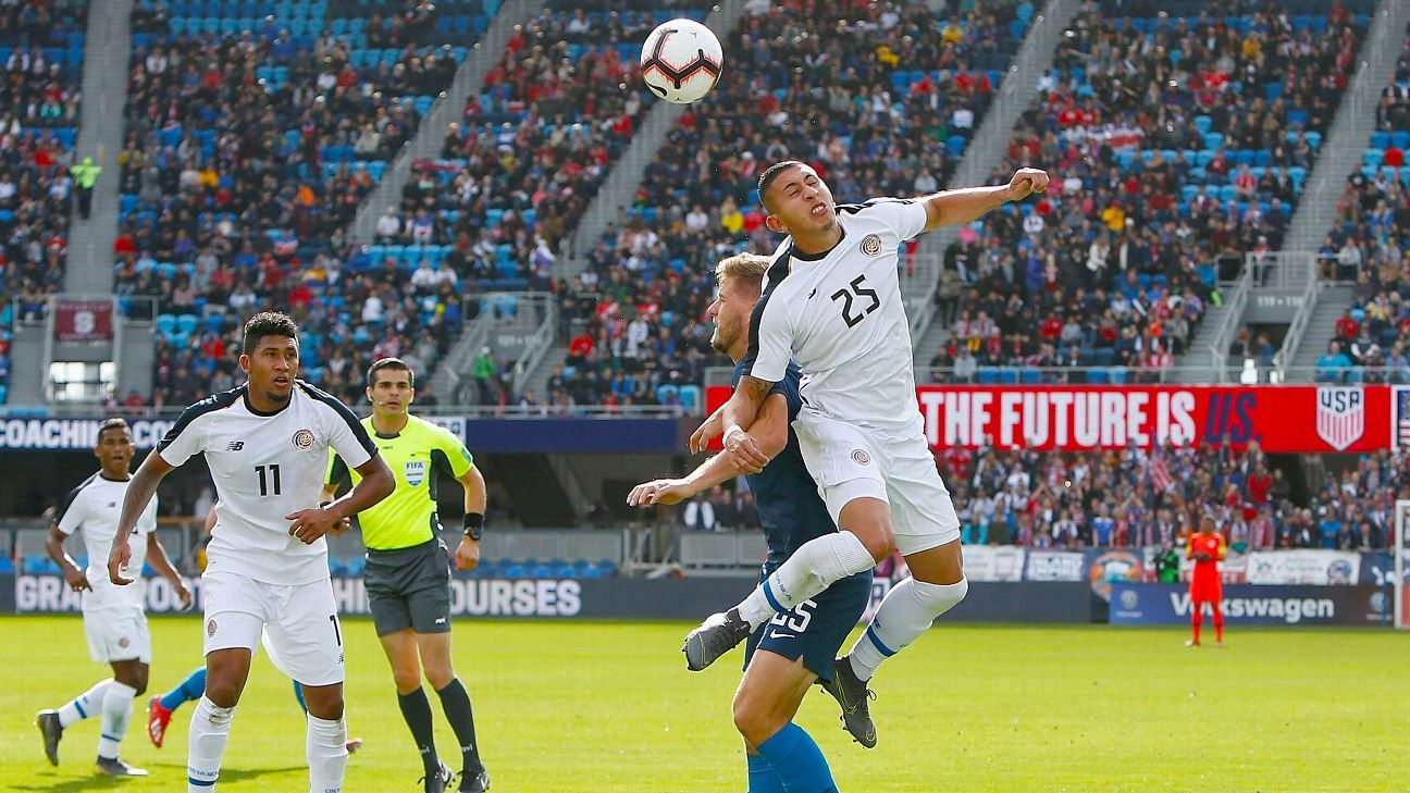 Sebastian Lletget helps United States pull out win against Costa Rica
