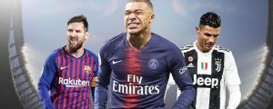 Mbappé supera registros de Messi y CR7