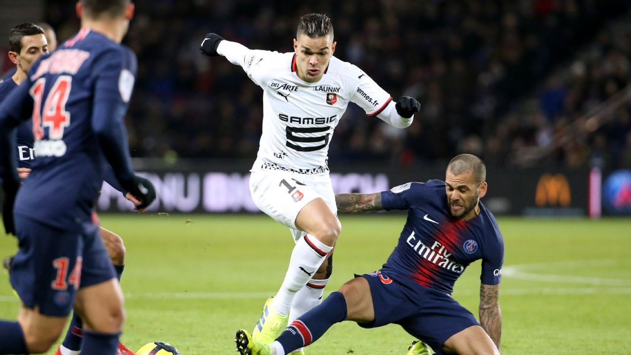 Hatem Ben Arfa suing for compensation over unhappy PSG spell