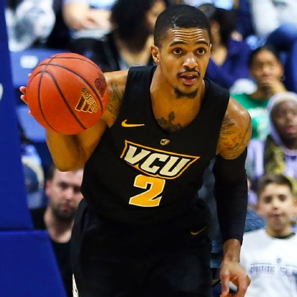 VCU expects to have top scorer Evans in opener