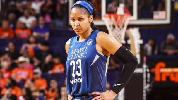 How will Maya Moore's absence impact the Minnesota Lynx?