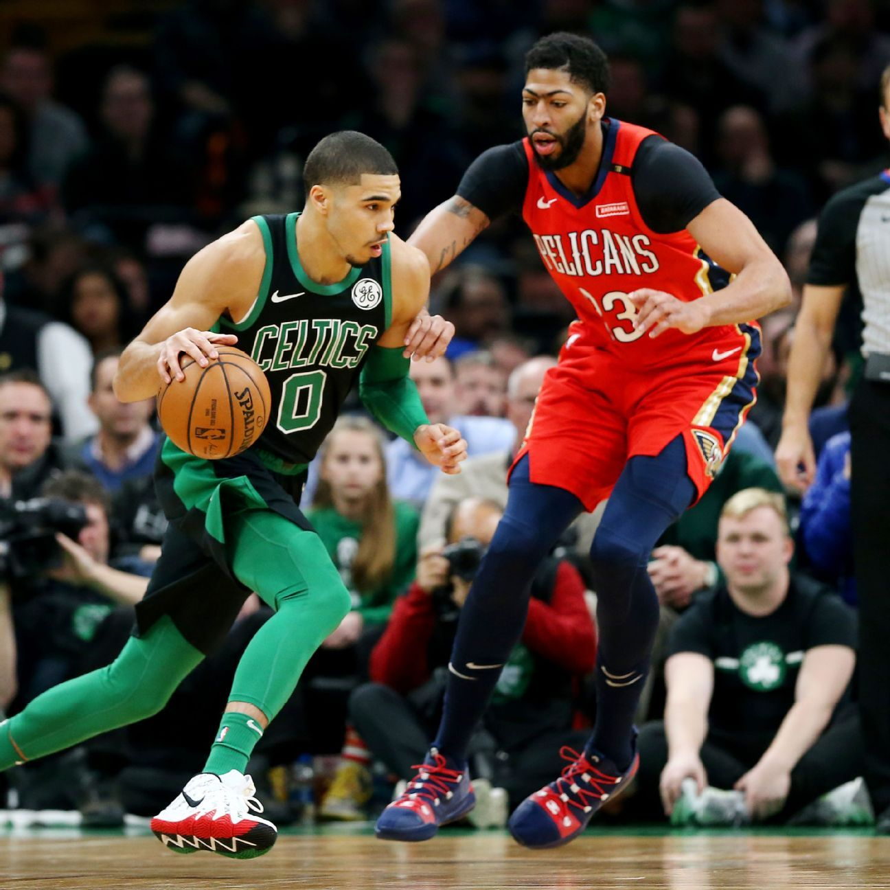 NBA Stressed Rest Rule, $100K Fine To Pelicans Over Anthony Davis